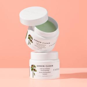 低至6.5折 蜂蜜面膜仅$24.7即将截止:Farmacy官网护肤品热卖 收樱桃卸妆膏