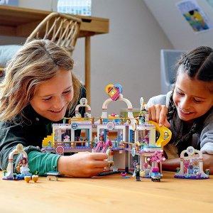 $118(原价$179)属于孩子的快乐LEGO 乐高 Friends 41450 心湖城大型购物广场