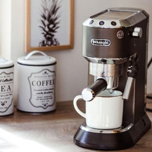 5折起 胶囊咖啡机€99.9De'Longhi《夫妻的世界》剧中所用咖啡机 全自动、半自动都有