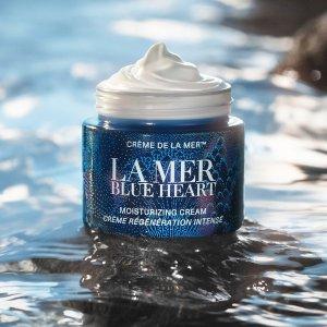 限时8折 €17.6起收洁面乳La Mer 海蓝之谜大促 收海洋日限定神奇面霜、精华乳霜套装