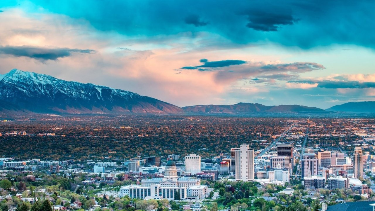 西部必经之城 - 盐湖城游玩攻略 | 附犹他州温泉指南