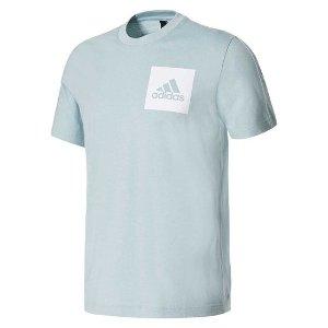 蓝色短袖t