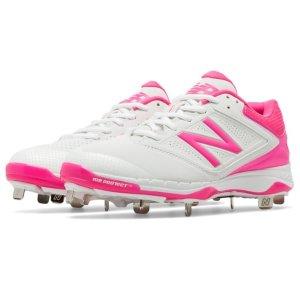 $19.99New Balance Low-Cut 4040v1 女子垒球运动鞋