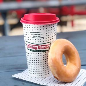 成为会员免费领取甜甜圈Krispy Kreme More Smiles 会员积分活动 福利多多