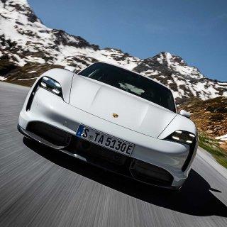 纯电时代来临 零百加速2.6秒2020 Porsche Taycan 纯电动保时捷 正式发布