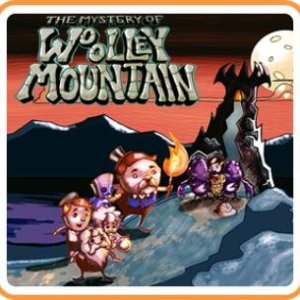 The Mystery of Woolley Mountain - Nintendo Switch