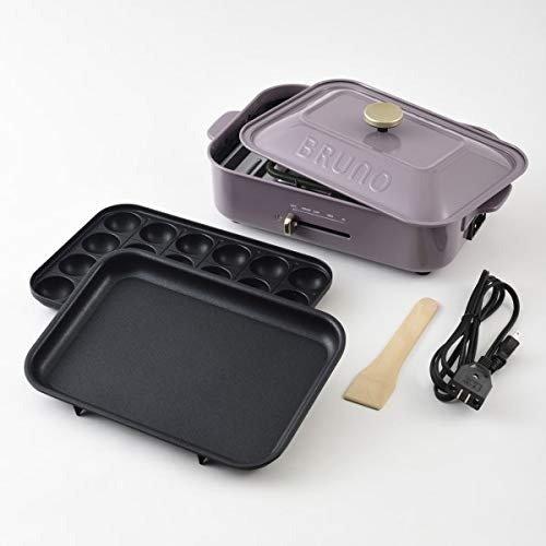 多功能电烤盘 紫色
