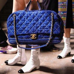 低至3折+下单立减£15 £834就收经典链条包独家:Chanel 大热高奢复古香奶奶 超值二手让你收藏永恒经典