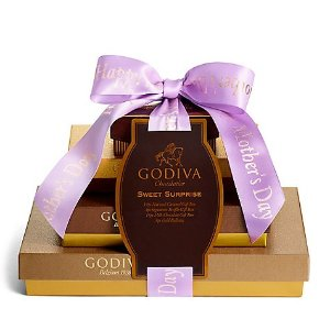 GodivaMother's Day Sweet Surprise Gourmet Chocolate Boxes Tower | GODIVA