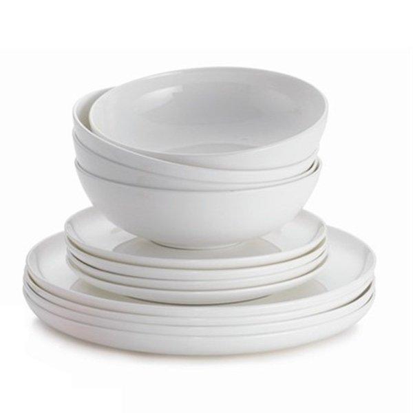 餐盘餐碗12件套