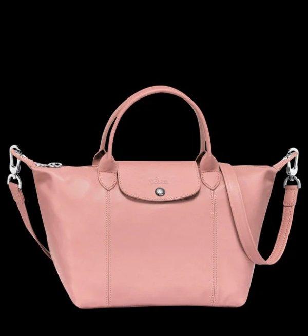 粉色饺子包