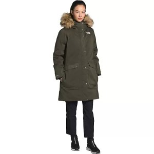 The North Face New Defdown FUTURELIGHT 长款防寒夹克