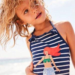 6折起 包邮包退Mini Boden 超萌英国品牌童装促销 海量新款加入
