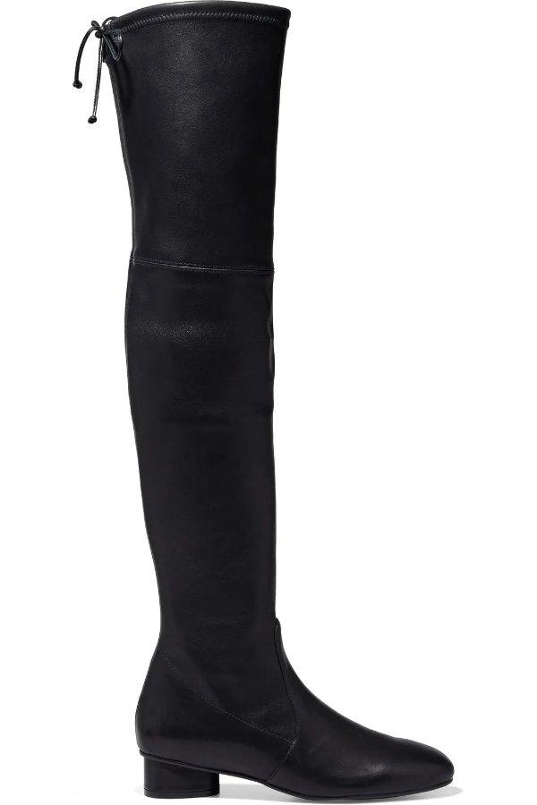 Lorene 过膝靴
