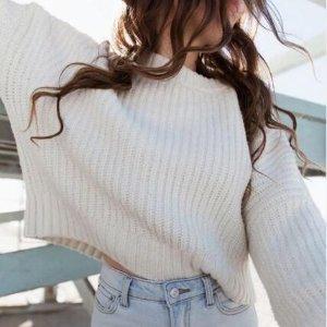 低至2.5折+额外6折UO 折扣区精选针织衫 毛衣等热卖 秋冬暖又美
