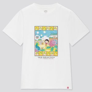 Uniqlo小丸子联名T恤