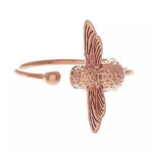 皇家婚礼独家85折Olivia Burton 小蜜蜂系列戒指