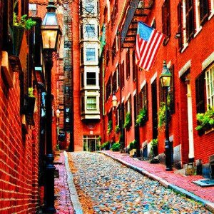 From $1916-Day U.S. East Coast Tour