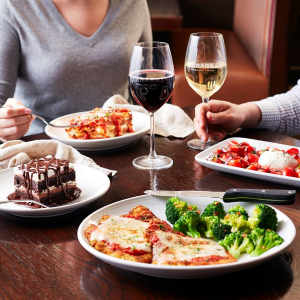 Red Lobster 4 Course Meal for $15Date Night Thursdays Restaurants Specials