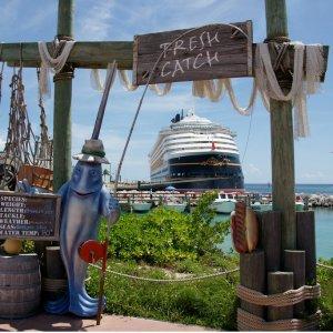 $780起 停靠漂流岛+拿骚+西锁岛迪士尼游轮 巴哈马5天航线 迈阿密出发