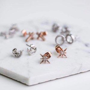 低至25折+女神节额外8折Olivia Burton、Pandora、Cluse精选手表戒指配饰热卖