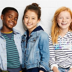 Up to 60% Off + Extra 25% Off $40++ Fun Cash Sale @ OshKosh B'Gosh