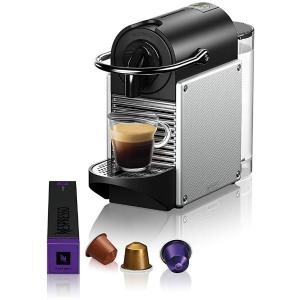 6折仅€78 在家就可以喝星巴克De'Longhi 德龙 Nespresso胶囊咖啡机 在家自制神仙咖啡