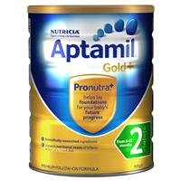 $24.69  难得有货速抢:Aptamil 爱他美 金装2段婴幼儿奶粉 6-12月 900g