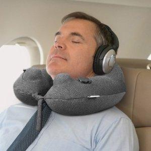 $9.99(原价$29.99)Jerrybox 旅行充气枕