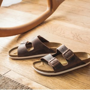 低至¥161,收Birkenstock经典款Allsole 凉鞋凉拖折扣专场 送£10税补代金券 抓住夏天的尾巴