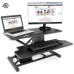 $169.99(原价$199.99) 送音箱桌面升降小桌 站着有时更舒服 缓解腰背疲劳 身体是自己的