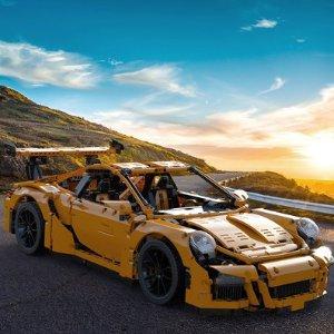 现价 £189 (原价£259.99)LEGO 乐高 科技系列 42056 保时捷 911 GT3 RS