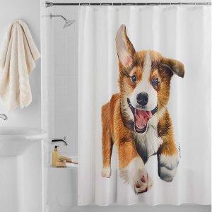 As Low as $5Walmart Bath Shower Curtain Sale