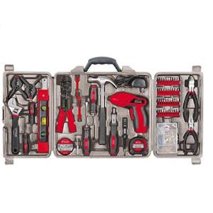 $61.41(原价$168)Apollo Precision Tools 家用工具套装161件套