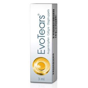 EvoTears 滴眼液3毫升装 Subscribe & Save特价 干眼症特效
