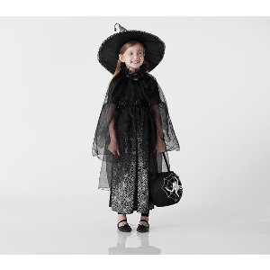 Pottery Barn KidsGlow-in-the-Dark Witch Costume