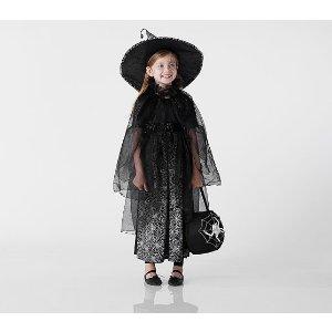 Pottery Barn Kids女巫造型服饰,可夜间发光