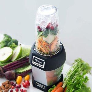 $69.98包邮(原价$89.98)Ninja 搅拌机 BL450C 高效打碎制作沙冰营养奶昔