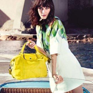 低至7折 通勤族必备Longchamp 精选手袋热卖 经典款多色可选