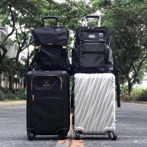8折+包邮Saks Fifth Avenue 精选Tumi 行李箱、电脑包等热卖
