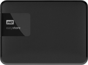 $89WD easystore 4TB External USB 3.0 Portable Hard Drive