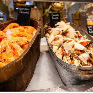 两人自助$129(原价$198)悉尼喜来登酒店 Feast 海鲜自助热卖