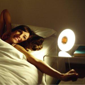 美国直邮¥317Philips 日出模拟唤醒灯闹钟 花式叫你起床