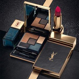 8.5折 热卖爆款也参加母亲节促销:YSL Beauty官网 精选彩妆、香水等优惠