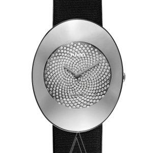 $1074.99 国内公价¥ 45800Rado Esenza Jubile 系列镶钻时装女表