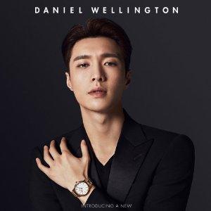 """实力演绎钢带ICONIC LINK腕表系列Daniel Wellington 推出张艺兴""""限量款""""腕表 法国官网即刻拥有"""