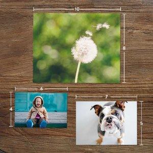 免费打印 8x10 照片 且包邮Snapfish 限时优惠