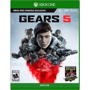 Gears 5 战争机器 5 标准版 - Xbox One