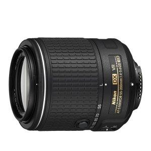 NikonAF-S DX NIKKOR 55-200mm f/4-5.6G ED VR II镜头