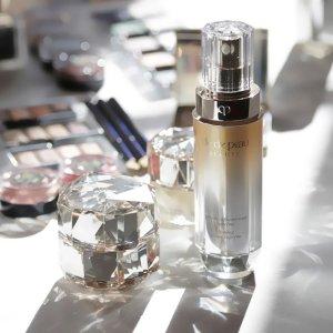 Enjoy a 2-piece Beauty bonuswith $150 purchase @ Cle de Peau Beaute